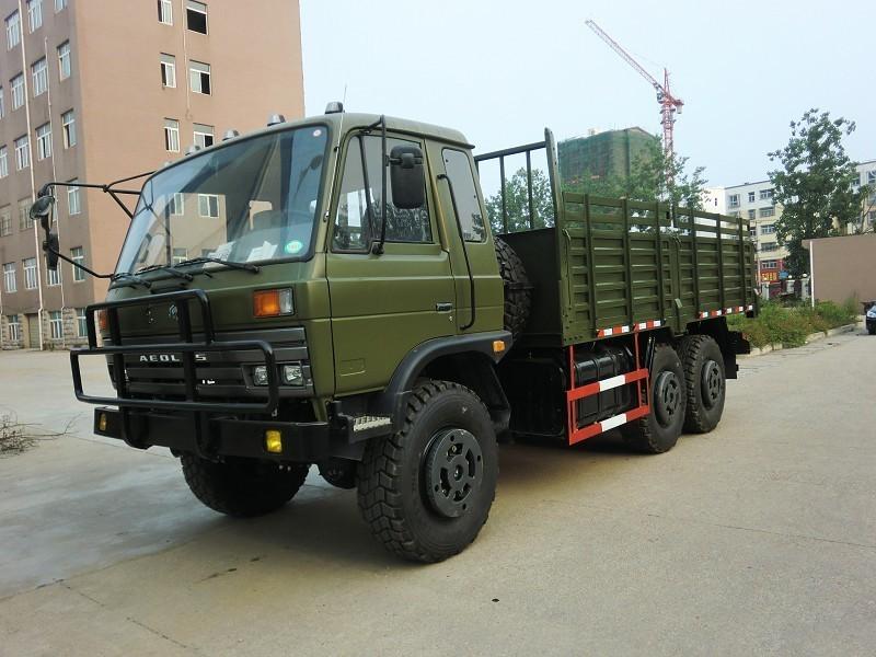 东风6驱越野卡车