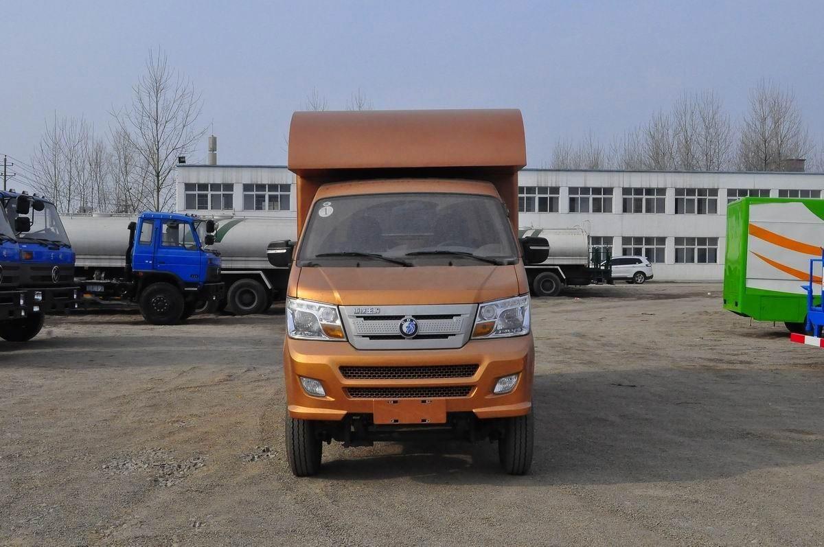 重汽王牌W1售货车图片