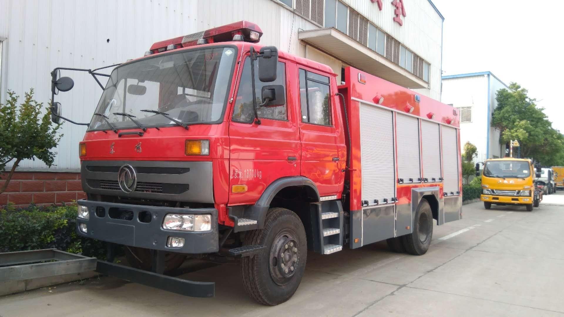 东风消防车图片