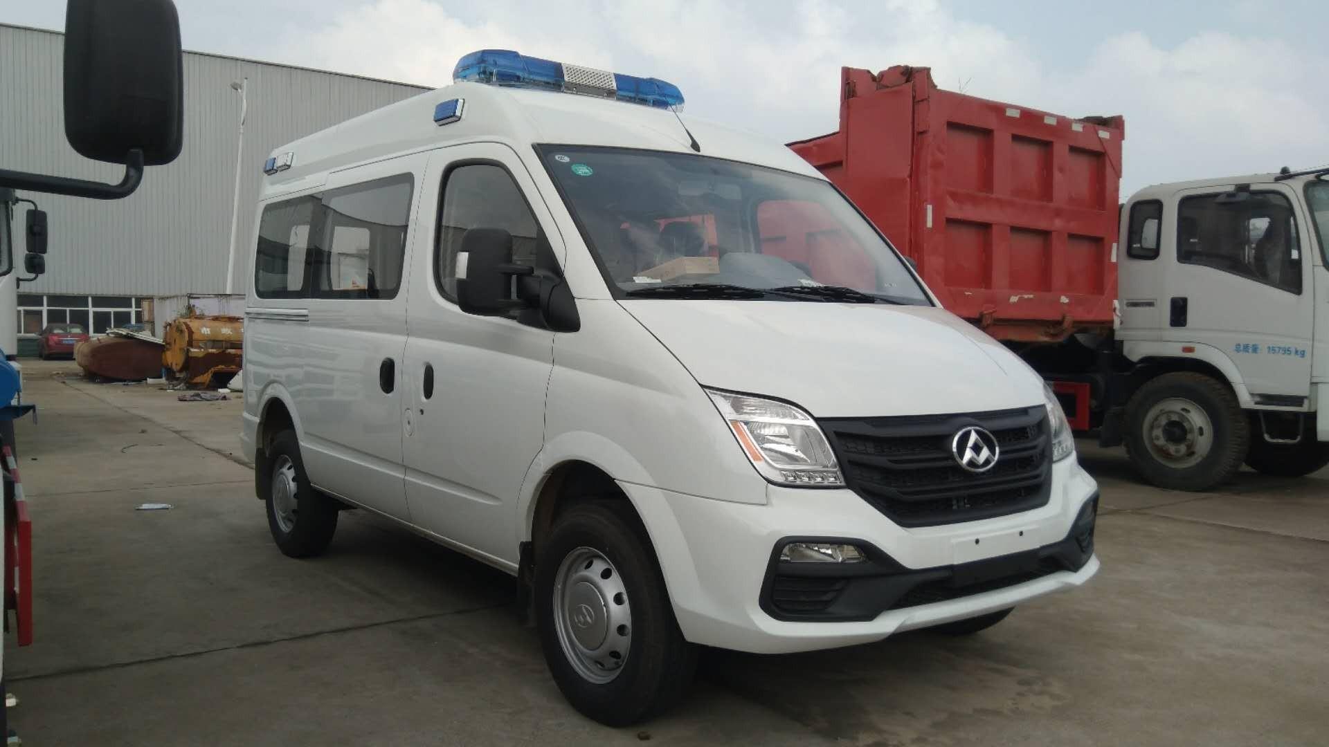上海大通救护车图片