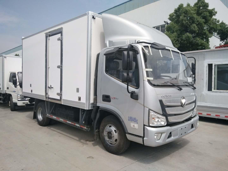 福田S3冷藏车图片