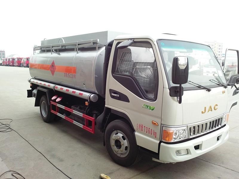 江淮6方/5吨加油车图片