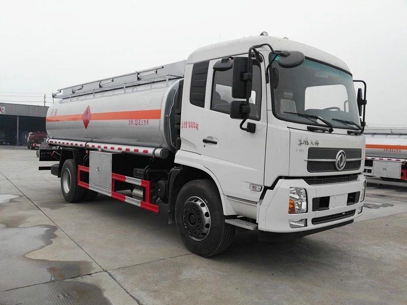 东风天锦12吨运油车图片
