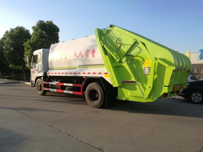 YZR5160ZYSD压缩式垃圾车图片
