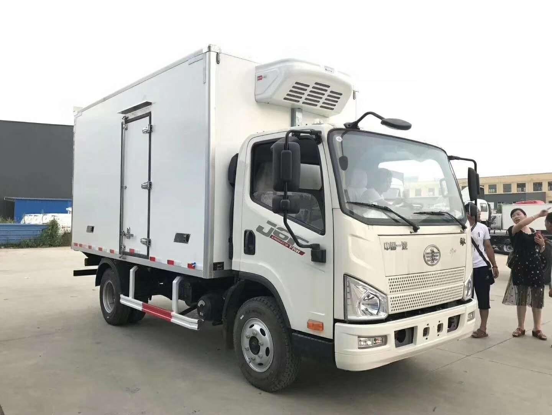 (国六)解放J6F4米2冷藏车
