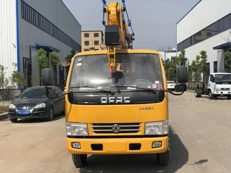 东风多利卡12米高空作业车图片