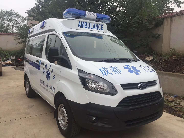 福特救護車圖片