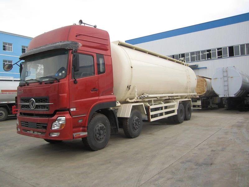 粉粒物料运输车图片