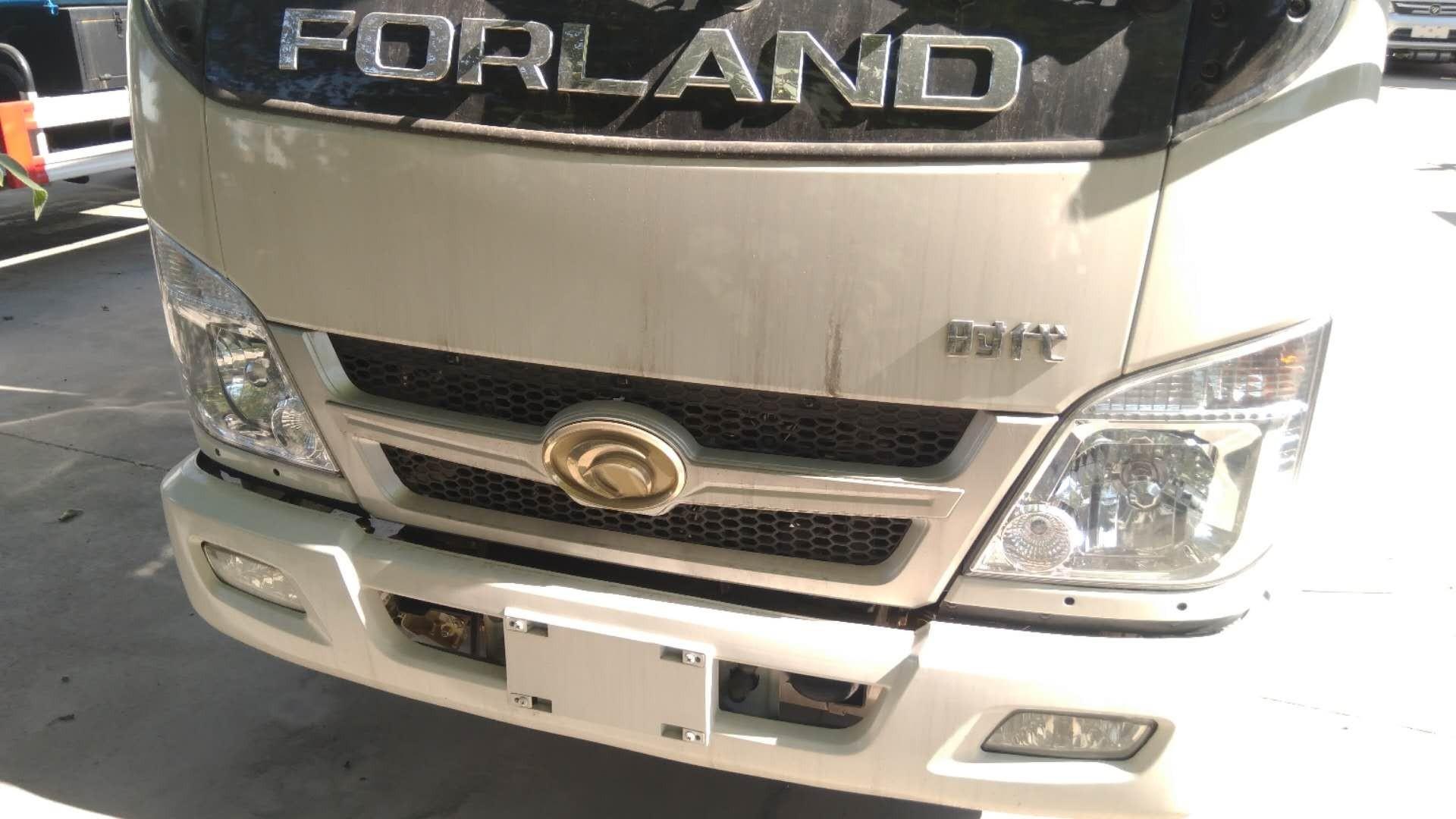 福田时代小卡危险品运输车细节图图片