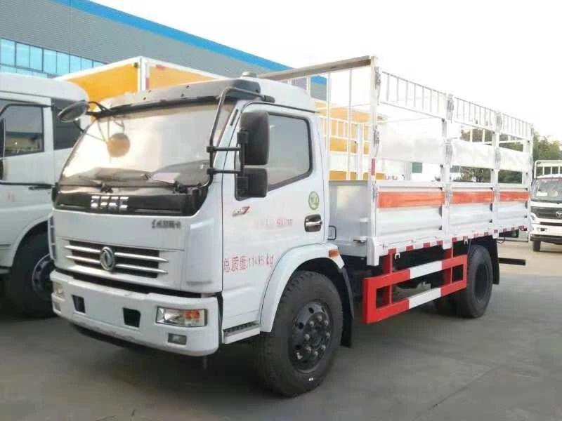 东风多利卡d7气瓶运输车图片