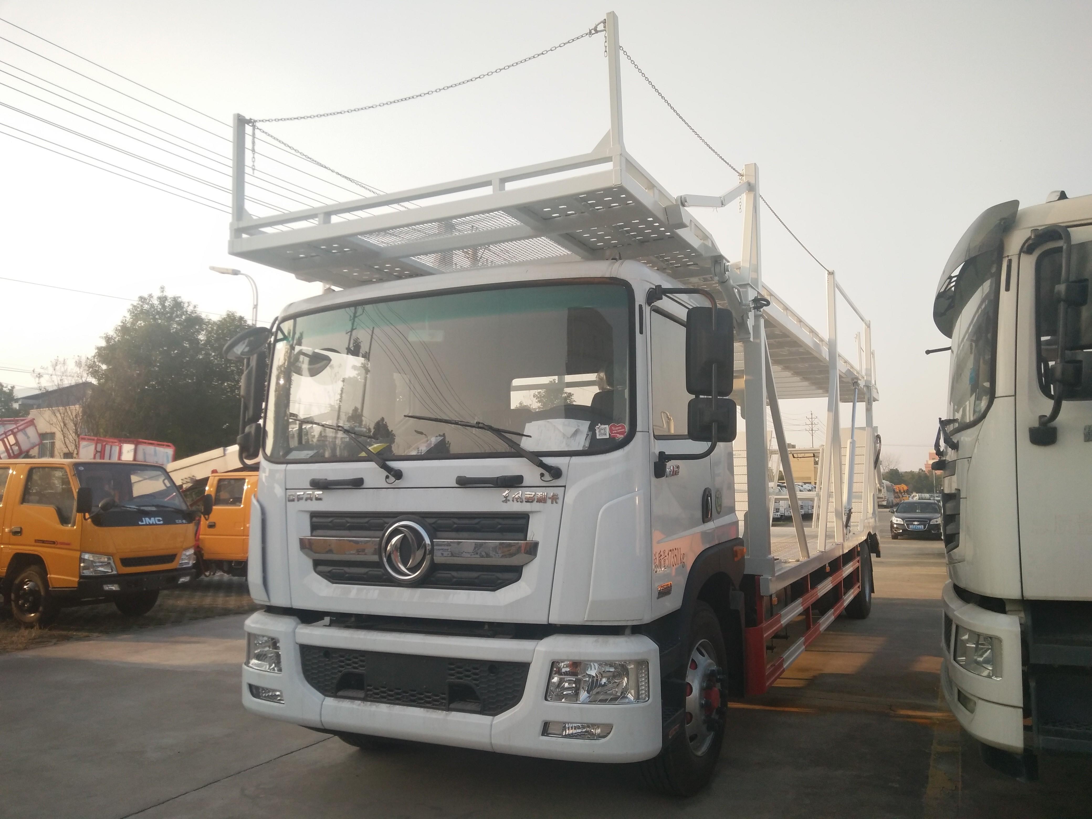 東風多利卡D12轎運車圖片