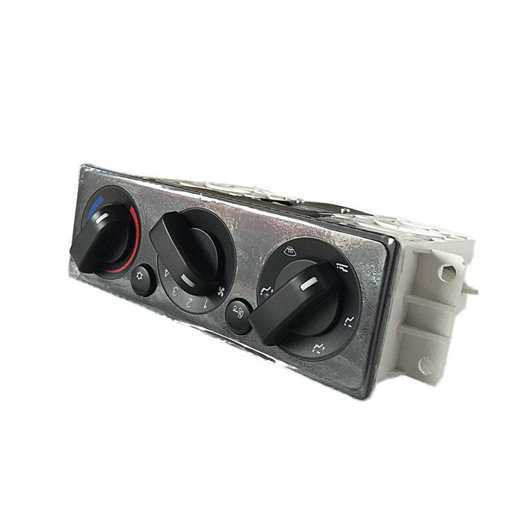 东风暖风空调控制器总成 暖风调节器 暖风开关8112010