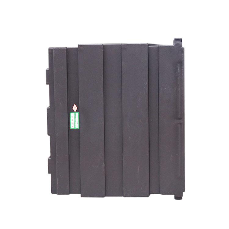 热销东风原厂天龙蓄电池罩盖总成 蓄电池电瓶盖罩子37ZB1图片