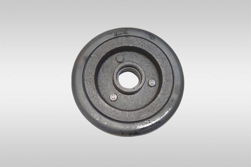 吸塵車吸盤輪