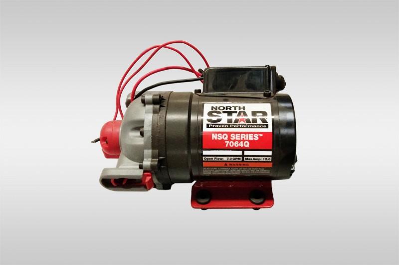 洗掃車電子水泵24V[7064Q]