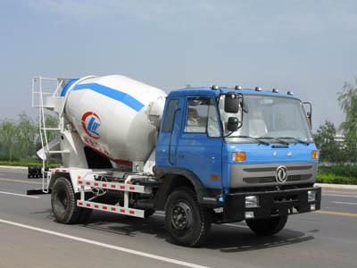 CLW5110GJB3型混凝土搅拌运输车