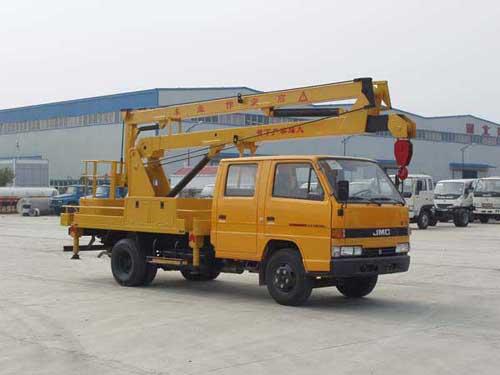 江铃型高空作业车(10-16米)