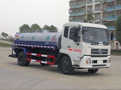 CLW5121GSSD4灑水車