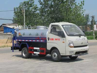 CLW5040GSSB4灑水車