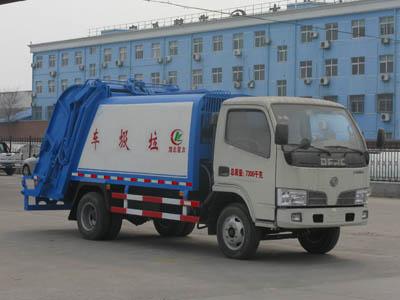 CLW5070ZYS4壓縮式垃圾車