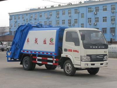 CLW5060ZYSN4压缩式垃圾车