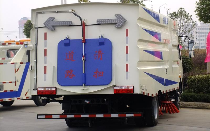 东风D7大多利卡国五8方扫路车图片