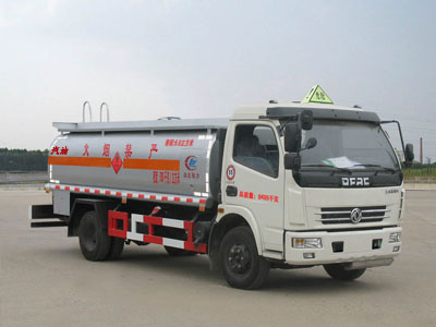 CLW5080GJY4加油車