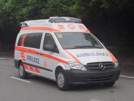 NJK5031XJHD救护车