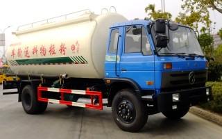 粉粒物料运输车-东风图片