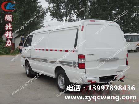 商標品牌 福田牌 產品名稱 福田面包冷藏車 底盤型號 bj6536b1dwa-x1