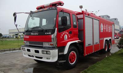 湖北奥龙消防车