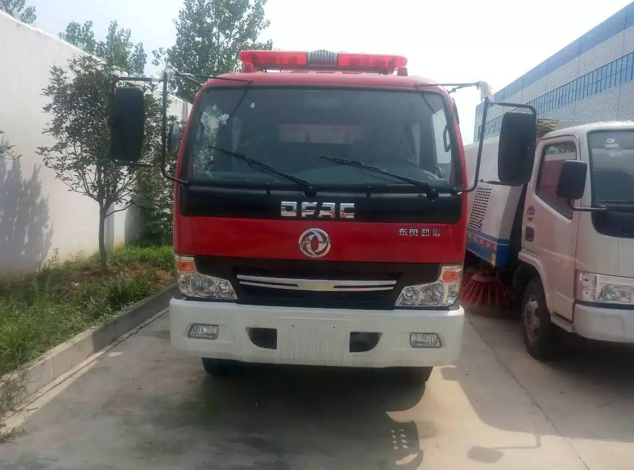 东风劲诺消防车