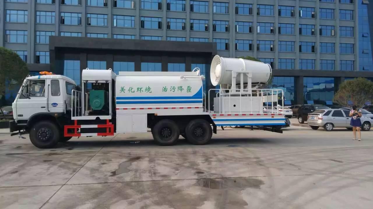 空气治理车图片