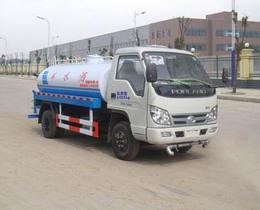福田2.5吨洒水车价格:7.2万