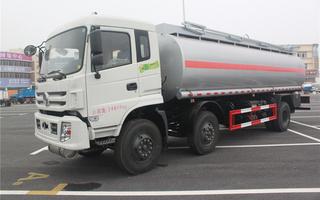 东风特商油罐车图片