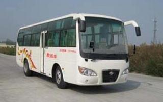 HQG5120XLHK型教练车图片