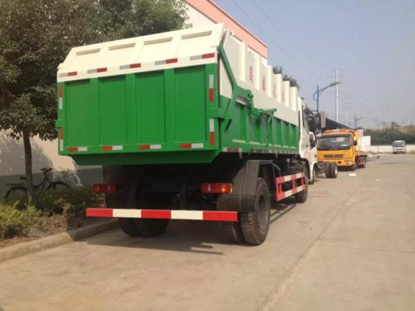 東風天錦對接式垃圾車 (4)