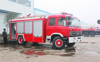 东风190消防车图片