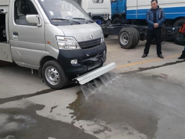 长安路面清洗车1