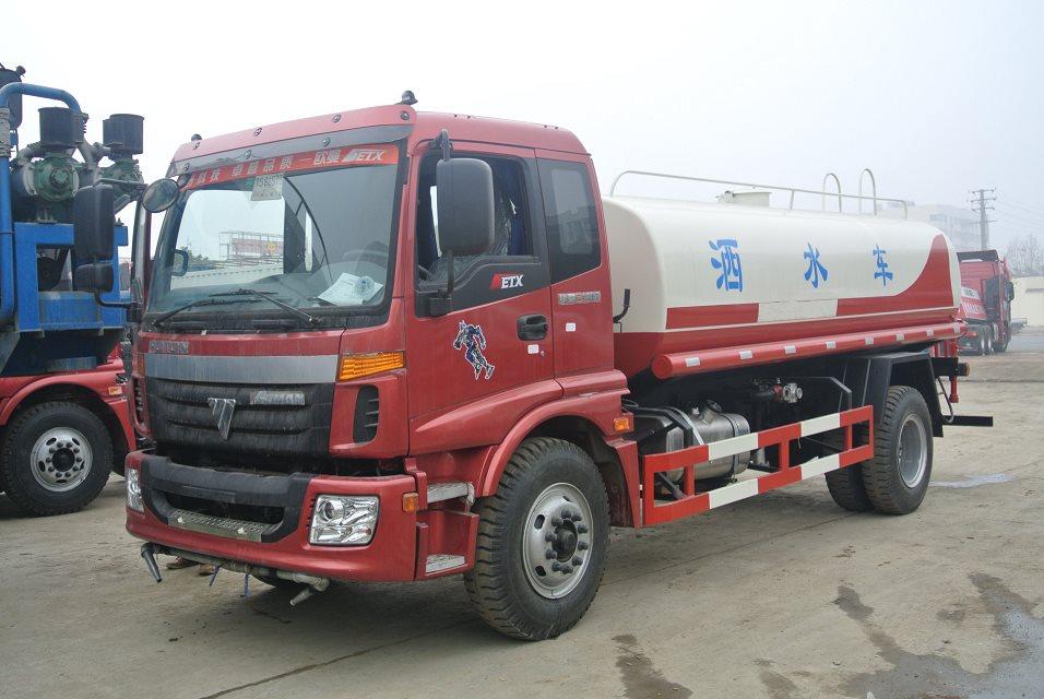 福田8吨洒水车