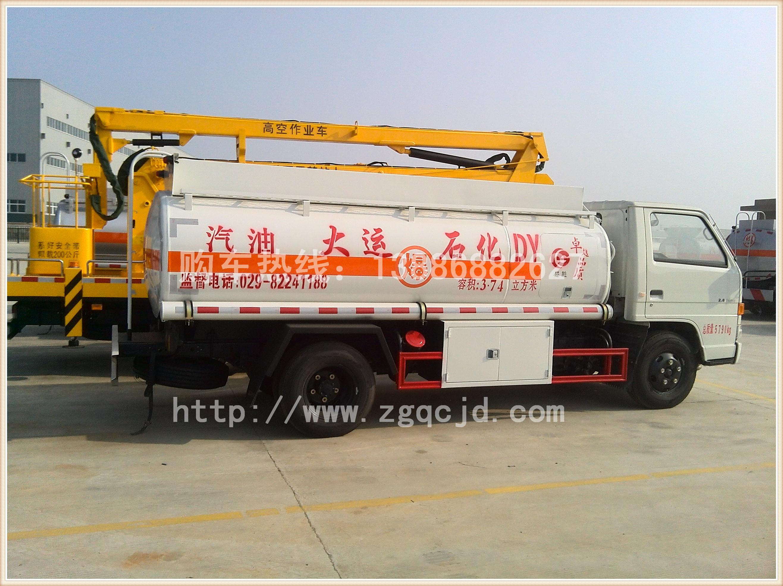 江铃5吨加油车