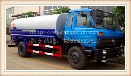 东风12吨洒水车