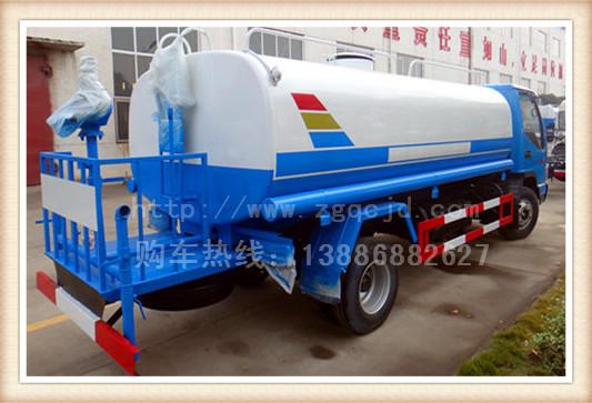 江淮5吨洒水车