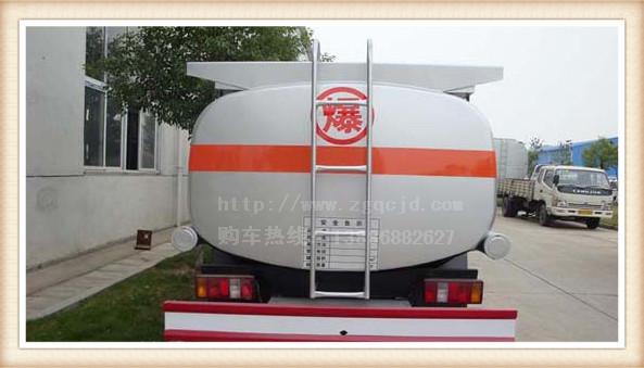福田5吨加油车(3-6立方)