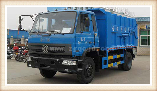 东风145对接垃圾车(10-12立方)