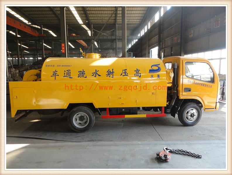 东风小多利卡高压清洗车(5立方)