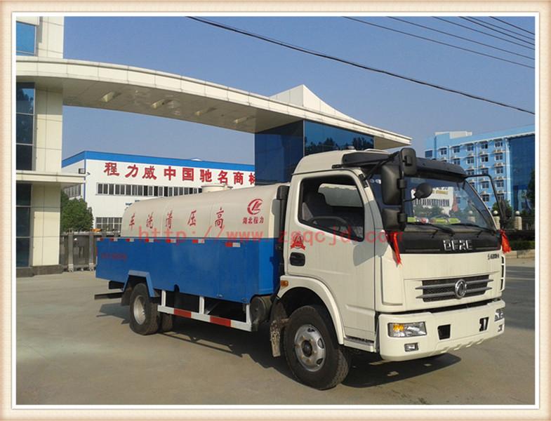 东风多利卡高压清洗车(6-7立方)