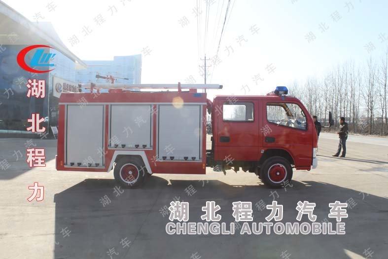 5吨水罐消防车