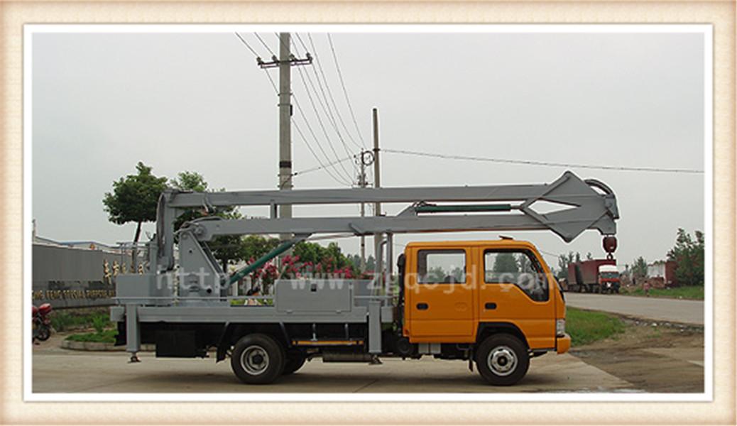 江淮高空作业车(14-16米)