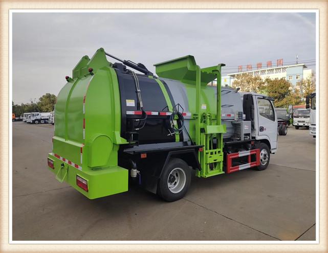 东风7立方餐厨垃圾车